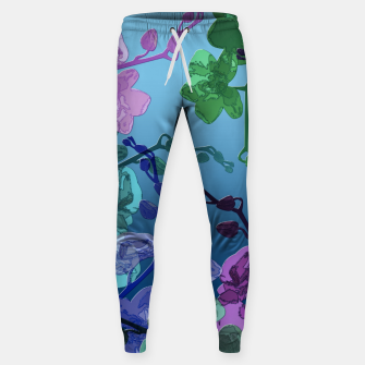 Thumbnail image of Orchid garden 2 Sweatpants, Live Heroes
