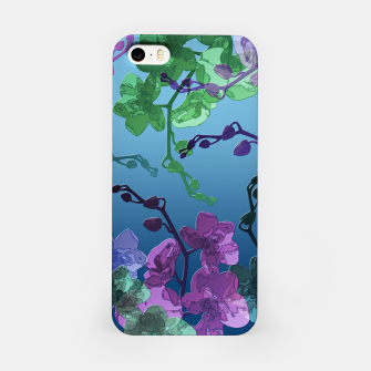 Thumbnail image of Orchid garden 2 iPhone Case, Live Heroes