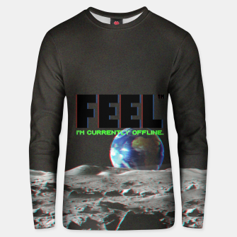Thumbnail image of feel Unisex sweater, Live Heroes
