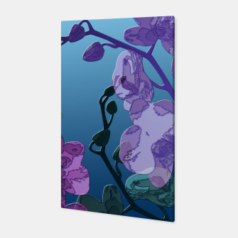 Thumbnail image of Orchid garden 2 Canvas, Live Heroes
