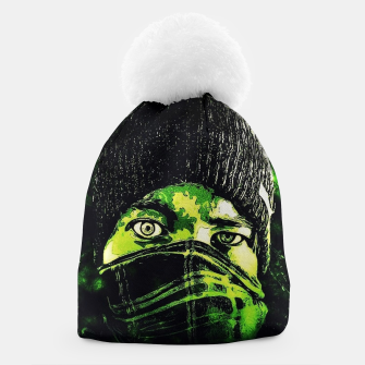 Thumbnail image of Green Madness Gorro, Live Heroes