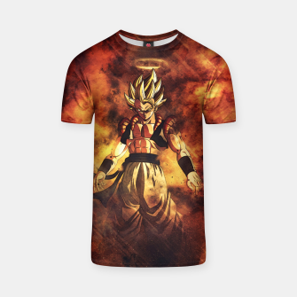 Thumbnail image of Undead Aura Warrior Camiseta, Live Heroes