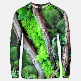 Thumbnail image of picture of moss Bluza unisex, Live Heroes