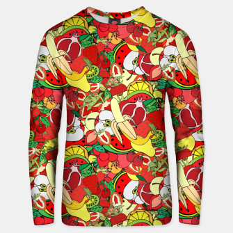 Miniature de image de Fruits Unisex sweater, Live Heroes