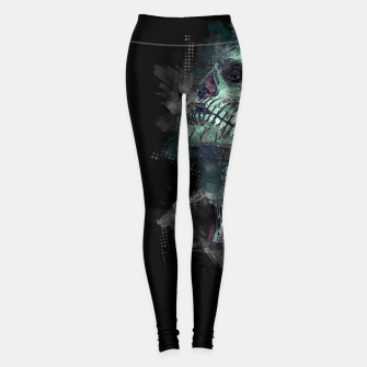 Thumbnail image of Skull Poison Leggings, Live Heroes