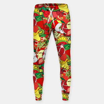 Miniature de image de Fruits Sweatpants, Live Heroes