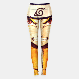 Thumbnail image of Kid Red Rails Leggings, Live Heroes