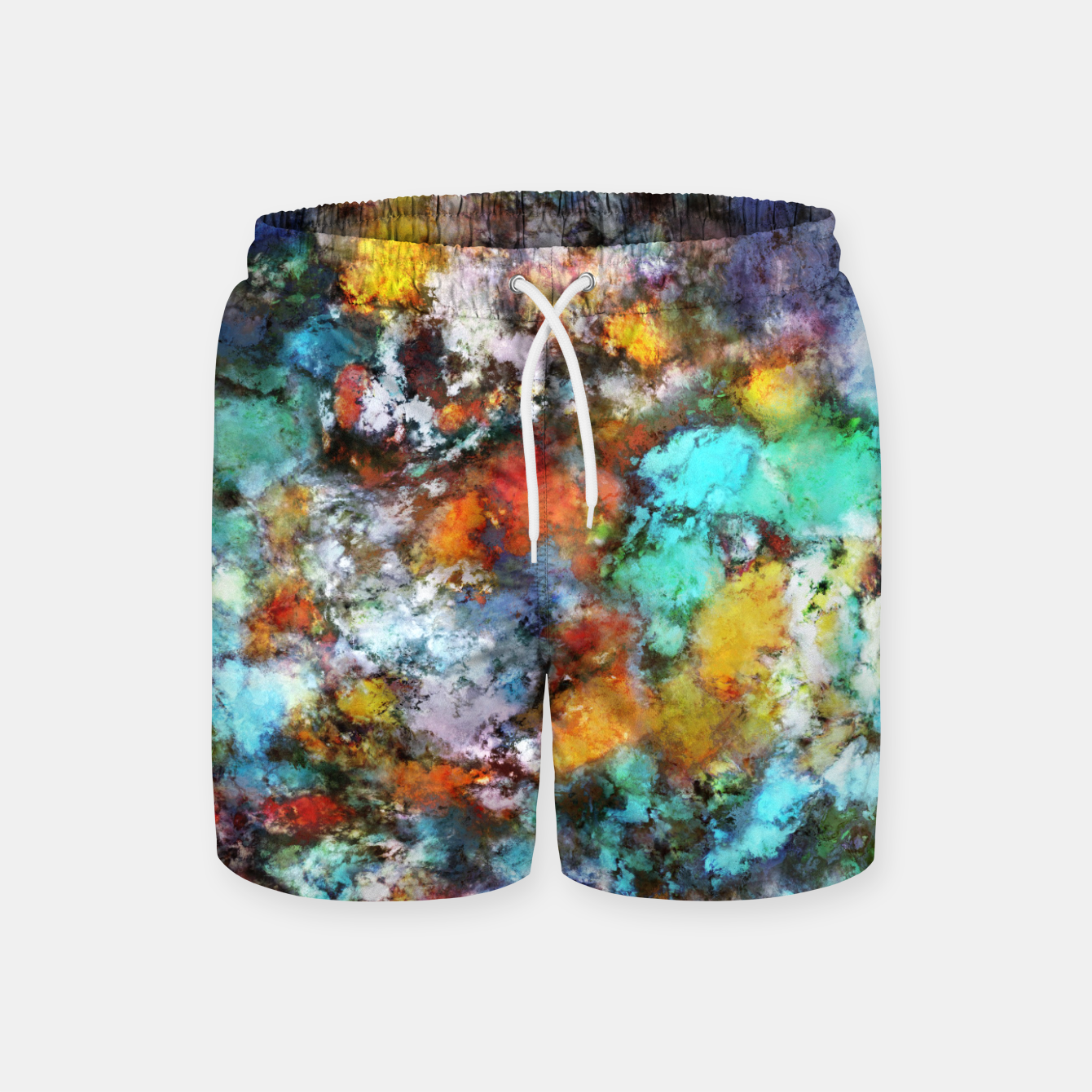 Image of Suspension Swim Shorts - Live Heroes