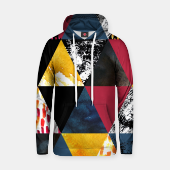 Thumbnail image of Triangles Sudadera con capucha, Live Heroes