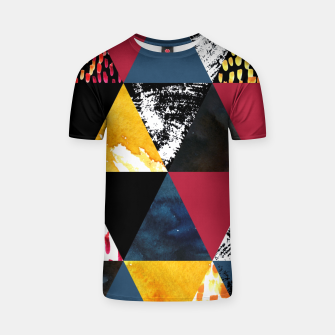 Thumbnail image of Triangles Camiseta, Live Heroes