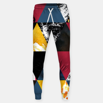 Thumbnail image of Triangles Pantalones de chándal , Live Heroes