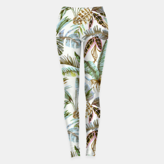 Miniaturka Wild botany jungle Leggings, Live Heroes