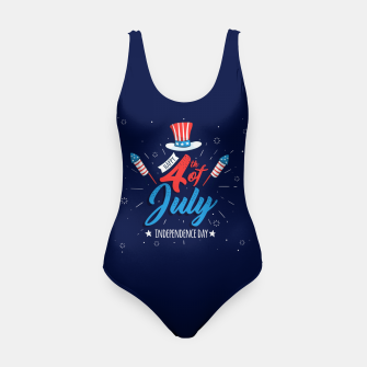 Thumbnail image of HAPPY INDEPENDENCE DAY Swimsuit, Live Heroes