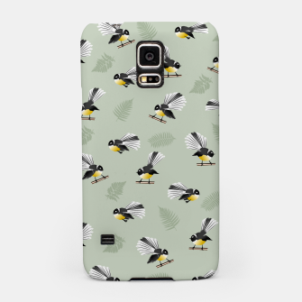 Thumbnail image of Fantail Bird Pattern Samsung Case, Live Heroes