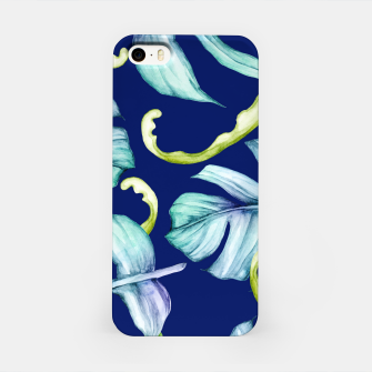 Thumbnail image of Fancy Tropical Pattern iPhone-Hülle, Live Heroes
