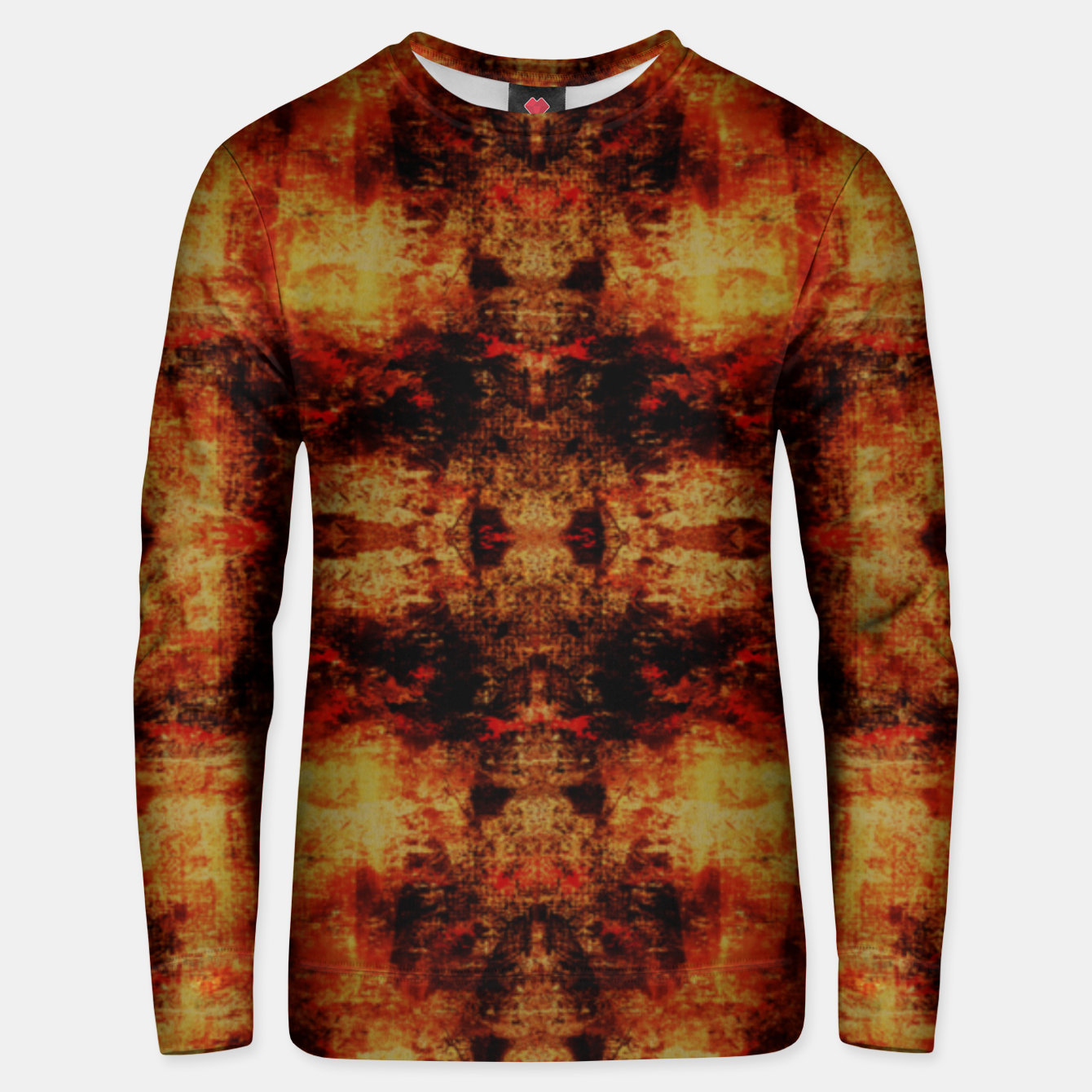 Image of Textures Sudadera unisex - Live Heroes