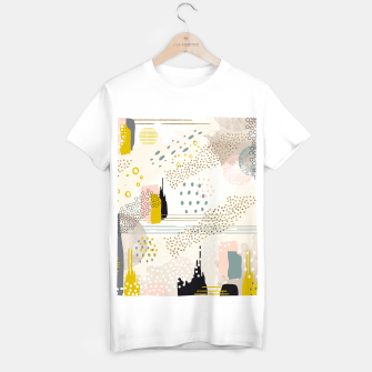 Miniature de image de Abstract city Camiseta Regular, Live Heroes