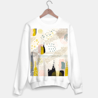 Miniature de image de Abstract city Sudadera regular, Live Heroes