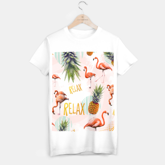 Thumbnail image of Relax Camiseta Regular, Live Heroes