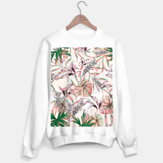 Miniature de image de Tropical jungle II Sudadera regular, Live Heroes
