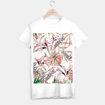 Miniature de image de Tropical jungle II Camiseta Regular, Live Heroes