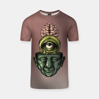 Thumbnail image of Where is my mind Color T-shirt, Live Heroes