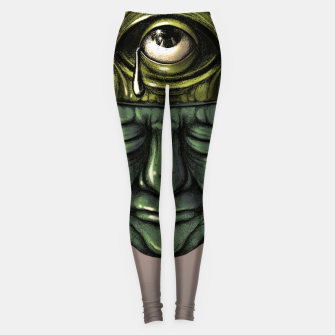 Thumbnail image of Where is my mind Color Leggings, Live Heroes