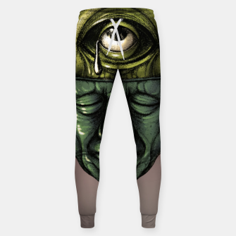 Thumbnail image of Where is my mind Color Sweatpants, Live Heroes
