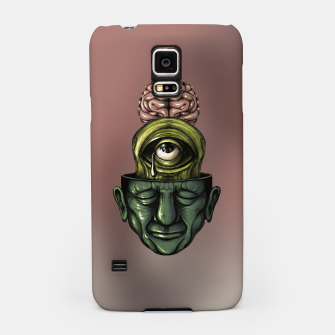 Thumbnail image of Where is my mind Color Samsung Case, Live Heroes