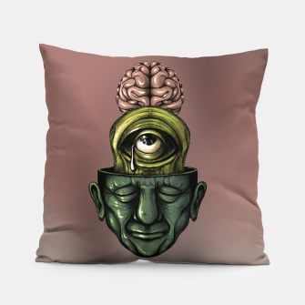Thumbnail image of Where is my mind Color Pillow, Live Heroes