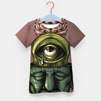 Thumbnail image of Where is my mind Color Kid's t-shirt, Live Heroes