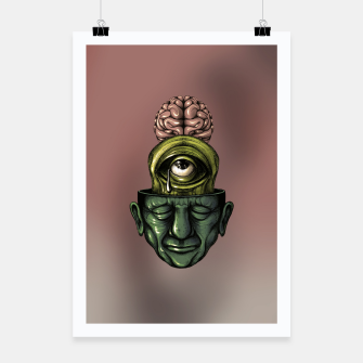 Thumbnail image of Where is my mind Color Poster, Live Heroes