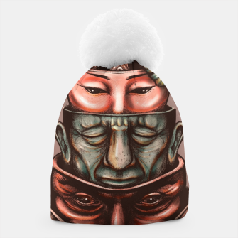 Thumbnail image of Russian Dolls Color Beanie, Live Heroes