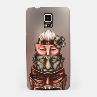 Thumbnail image of Russian Dolls Color Samsung Case, Live Heroes