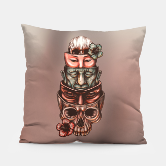 Imagen en miniatura de Russian Dolls Color Pillow, Live Heroes