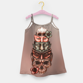 Imagen en miniatura de Russian Dolls Color Girl's dress, Live Heroes