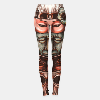 Imagen en miniatura de Russian Dolls Color Leggings, Live Heroes