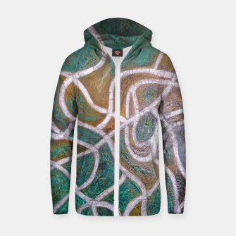 Thumbnail image of plasa Zip up hoodie, Live Heroes