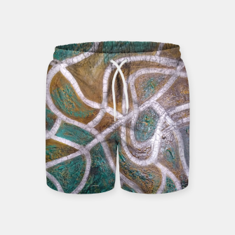 Thumbnail image of plasa Swim Shorts, Live Heroes