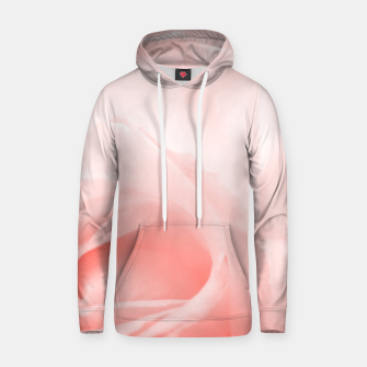 Thumbnail image of Coral Rose Close-up Hoodie, Live Heroes