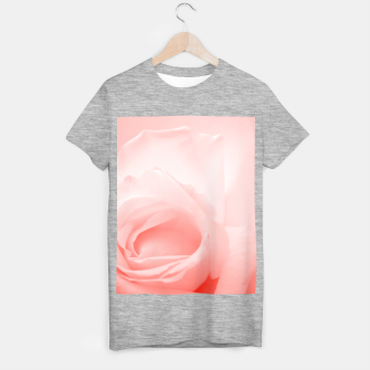 Thumbnail image of Coral Rose Close-up T-shirt regular, Live Heroes