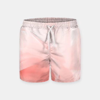 Thumbnail image of Coral Rose Close-up Swim Shorts, Live Heroes