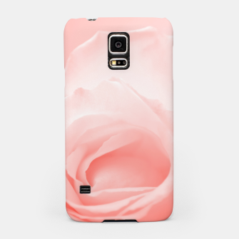 Thumbnail image of Coral Rose Close-up Samsung Case, Live Heroes