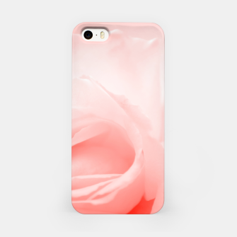 Thumbnail image of Coral Rose Close-up iPhone Case, Live Heroes