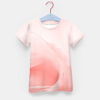 Thumbnail image of Coral Rose Close-up Kid's t-shirt, Live Heroes