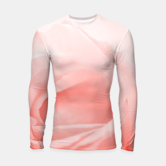 Thumbnail image of Coral Rose Close-up Longsleeve rashguard , Live Heroes