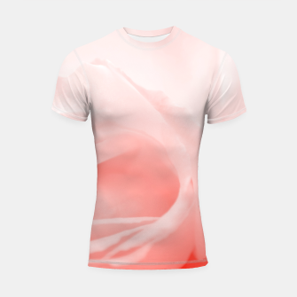 Thumbnail image of Coral Rose Close-up Shortsleeve rashguard, Live Heroes