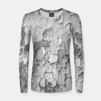 Thumbnail image of Nature Texture Print Women sweater, Live Heroes