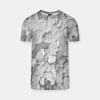 Thumbnail image of Nature Texture Print T-shirt, Live Heroes