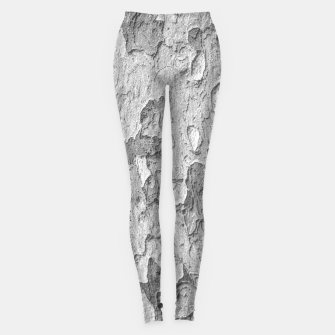 Thumbnail image of Nature Texture Print Leggings, Live Heroes